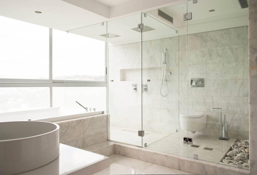 PH Altozano: Baños de estilo  por VODO Arquitectos