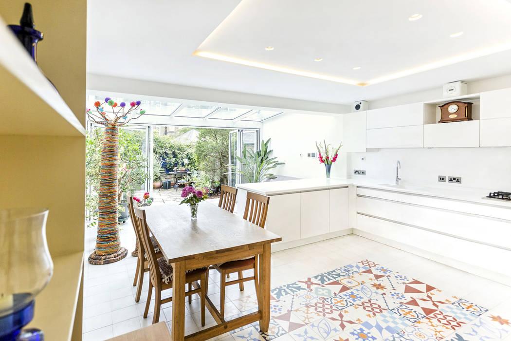 Haper Road - SE1 London Designcubed Modern kitchen