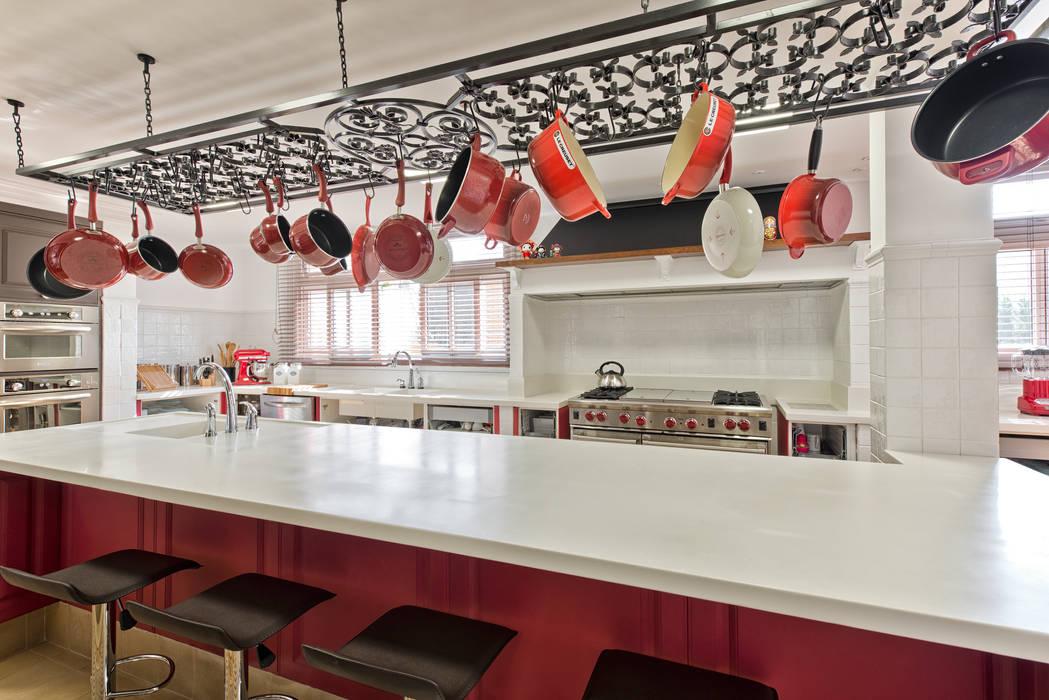 Cocinas de estilo clásico de UNION Architectural Concept Clásico Cuarzo