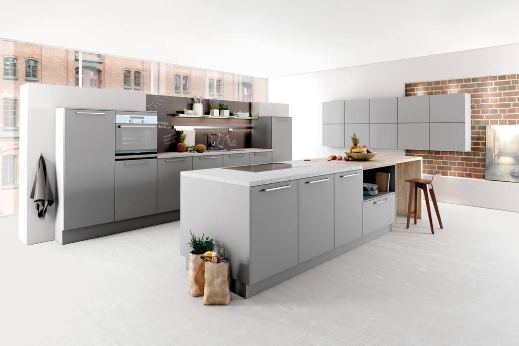 Häcker küchen: av2035: moderne küche von häcker küchen | homify