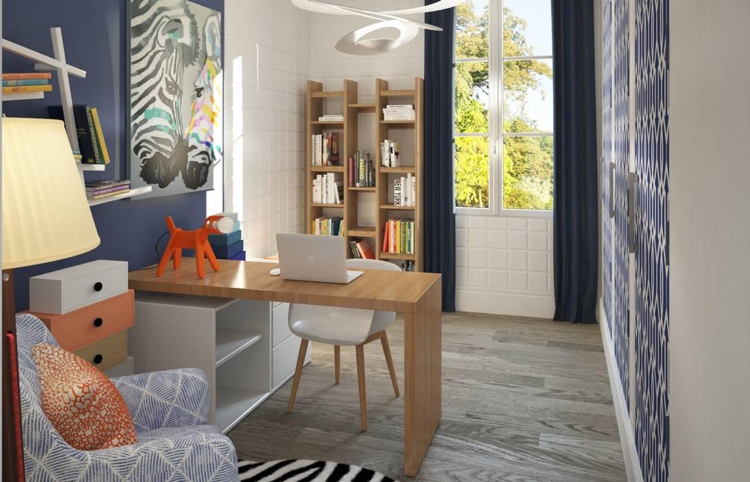 Concept d'intérieur StudioAccessori & Decorazioni Blu