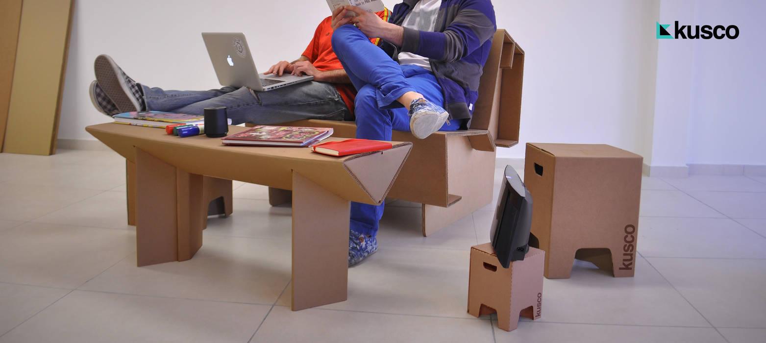 Kusco KUSCO LivingsDecoración y accesorios Derivados de madera