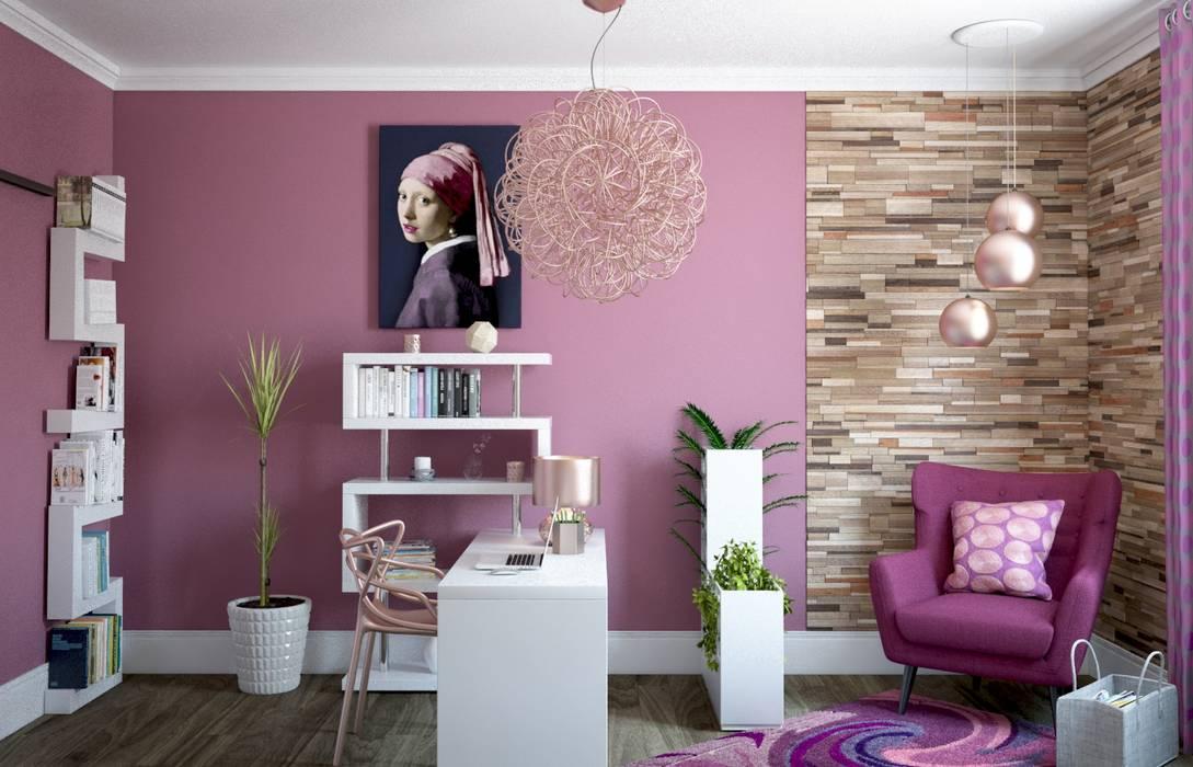 Study/office by Concept d'intérieur