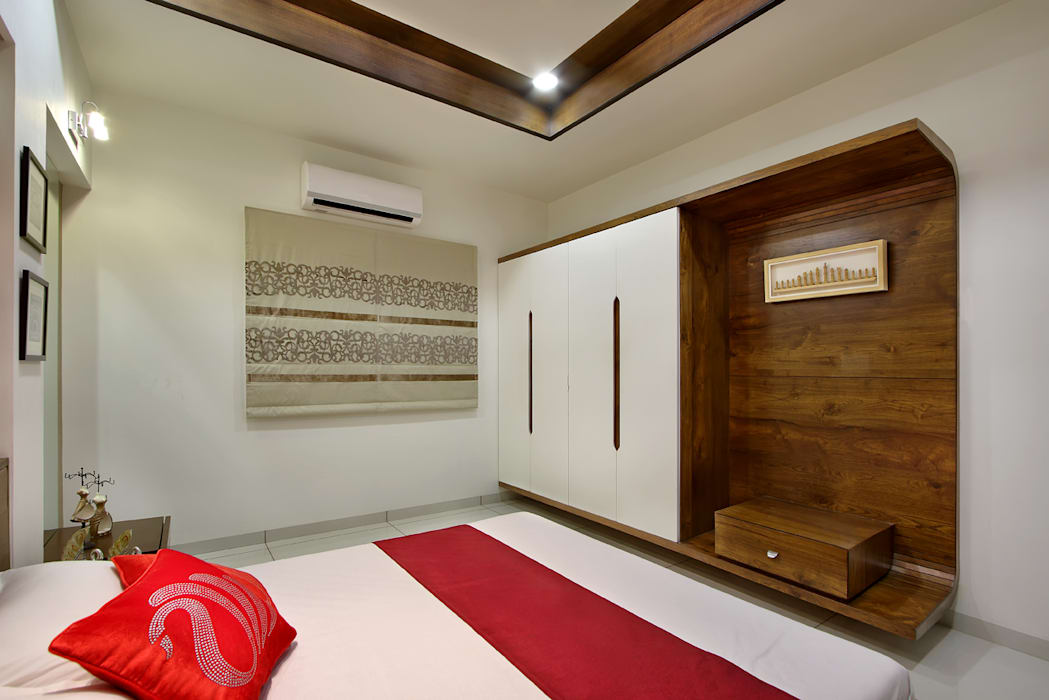 modern  by SPACEPLUS, Modern Wood Wood effect
