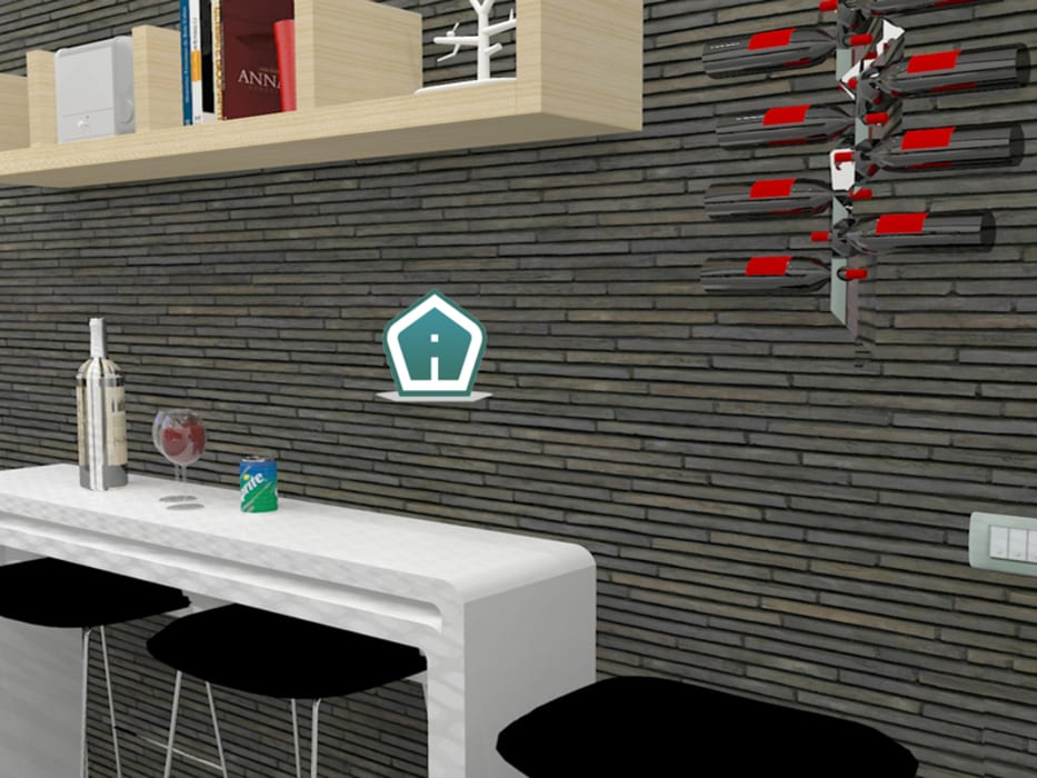 Cucine: Cucina in stile in stile Moderno di 3d Casa Design