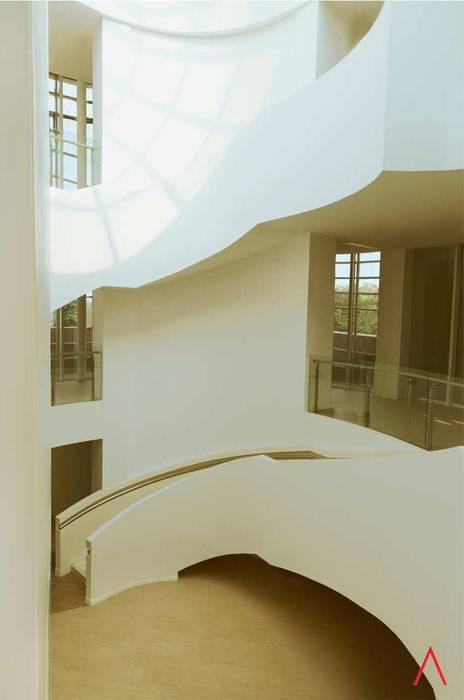 Daxing Exhibition Center LATITUDE Commercial Spaces Grey