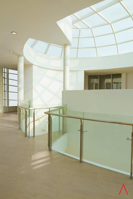 Daxing Exhibition Center LATITUDE Commercial Spaces Aluminium/Zinc Grey