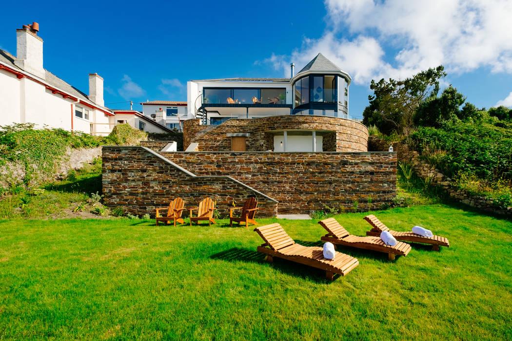 Gwel an Treth Perfect Stays 現代房屋設計點子、靈感 & 圖片