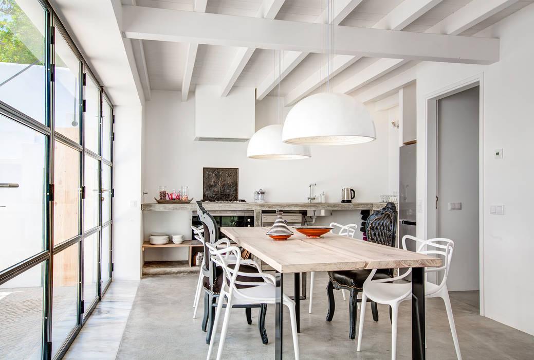Casa do Largo Cozinhas modernas por homify Moderno