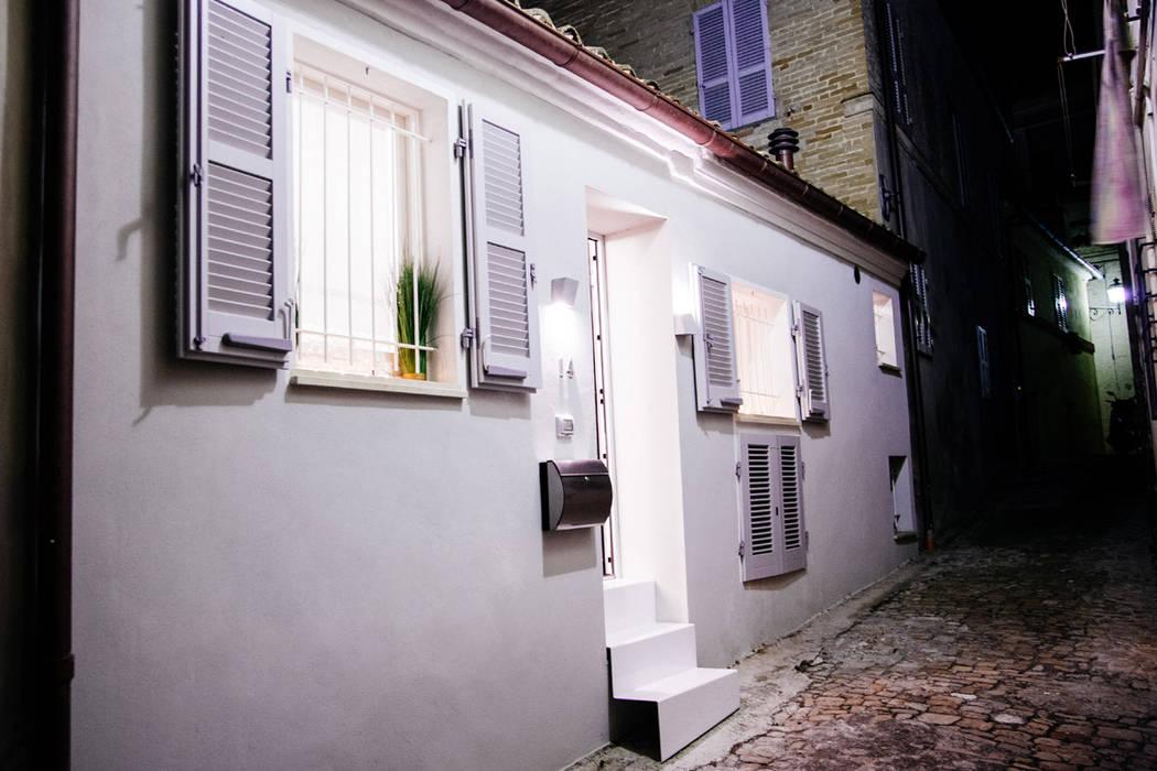 Maisons méditerranéennes par Ossigeno Architettura Méditerranéen