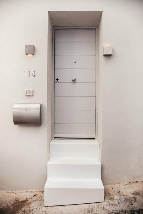 Maisons de style  par Ossigeno Architettura