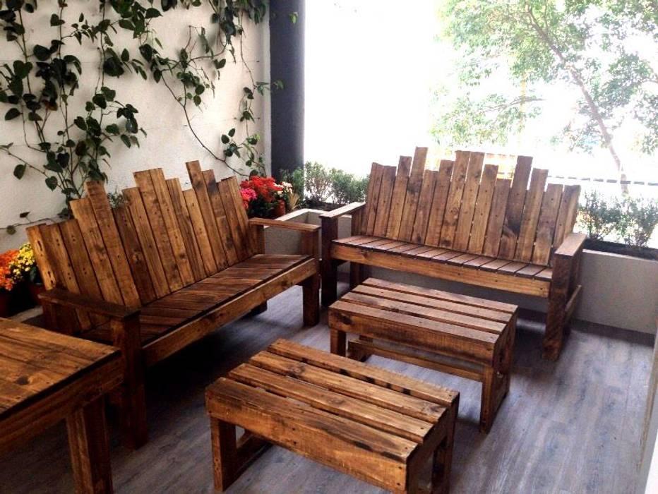 صناعي  تنفيذ Biogibson, صناعي خشب Wood effect