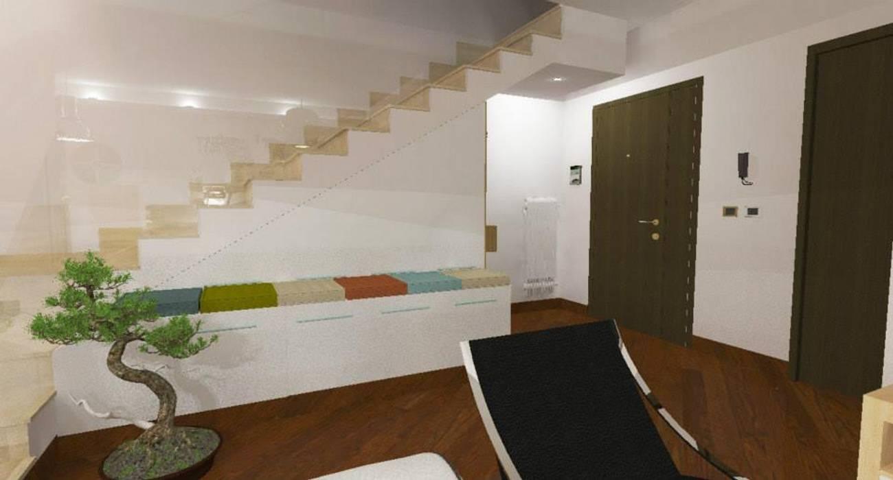 Home staging soggiorno: Soggiorno in stile in stile Moderno di 3d Casa Design