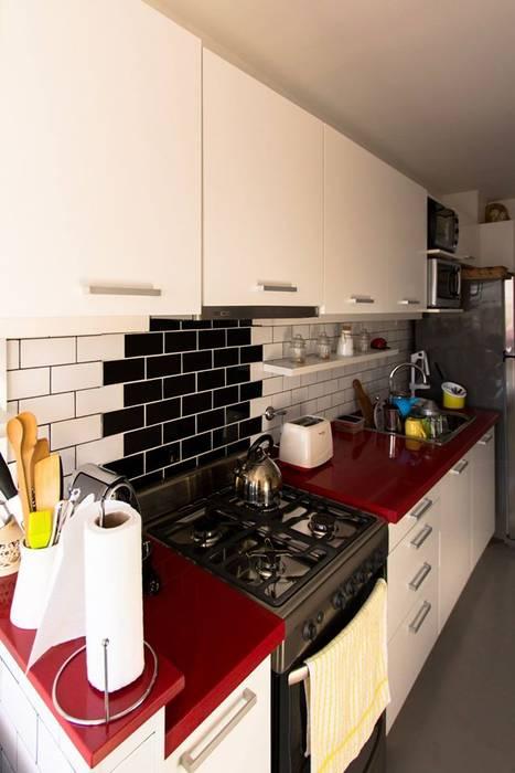 COCINA - SyP Vorm Modern Kitchen