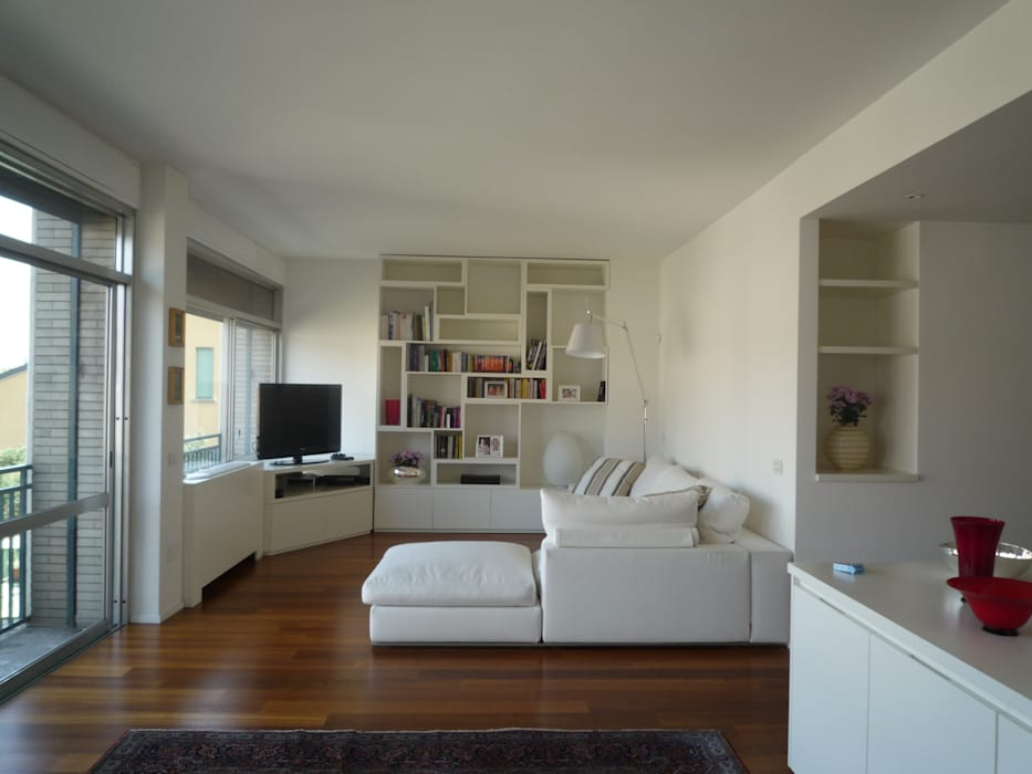 Progetto Gaby Ehringshausen Modern living room