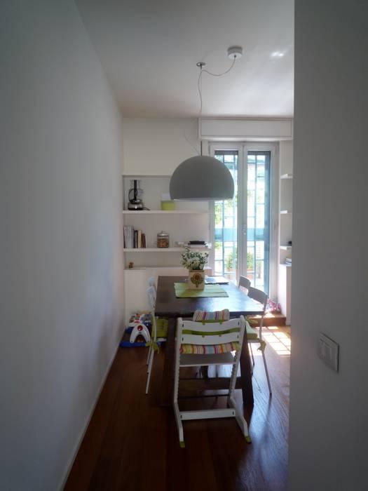 Progetto Gaby Ehringshausen Modern kitchen