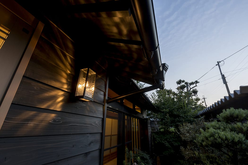 改装後 - AFTER: 株式会社 鳴尾工務店が手掛けた家です。,和風