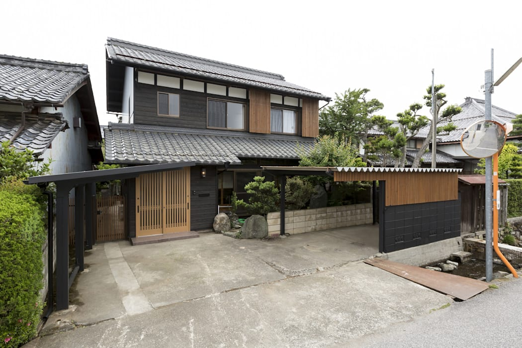 改装後 - AFTER 日本家屋・アジアの家 の 株式会社 鳴尾工務店 和風