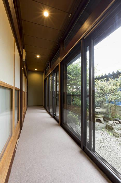 改装後 - AFTER アジア風 庭 の 株式会社 鳴尾工務店 和風