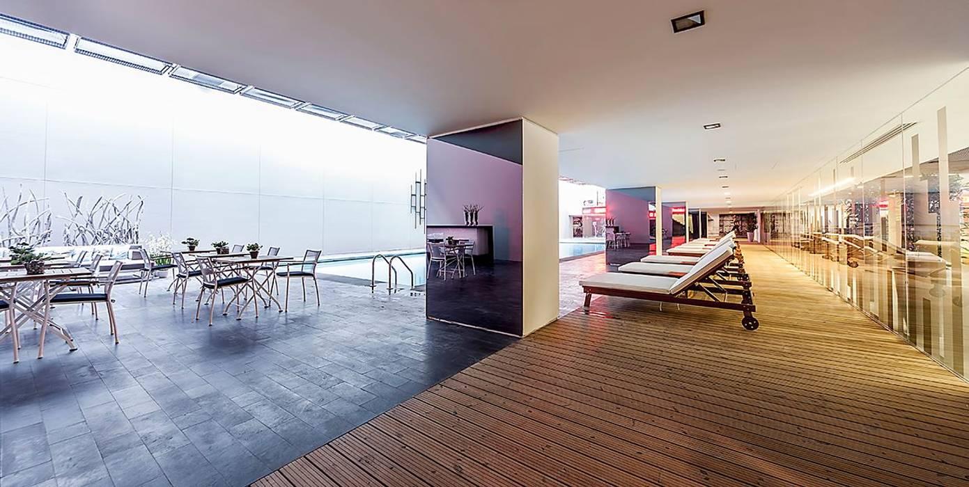Mera Suites Residence Mekan Çekimi .NESS Reklam ve Fotoğrafçılık Modern Havuz