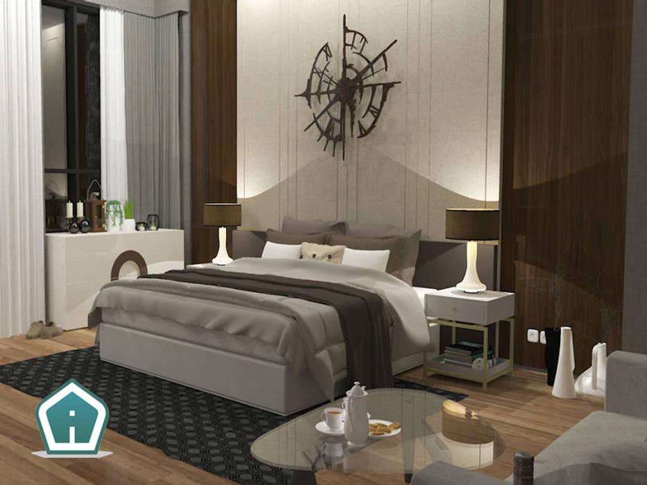 Camere: Camera da letto in stile in stile Coloniale di 3D Casa Design