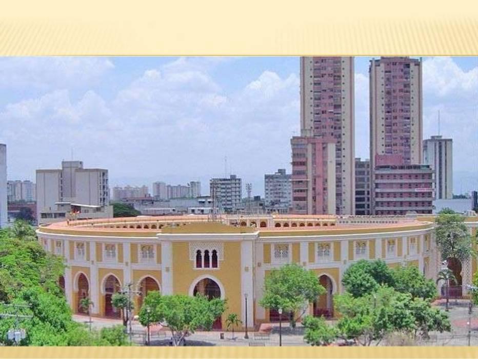 Proyecto de Restauración y Supervisión MAESTRANZA CESAR GIRÓN DE MARACAY de VEArquitectura Clásico