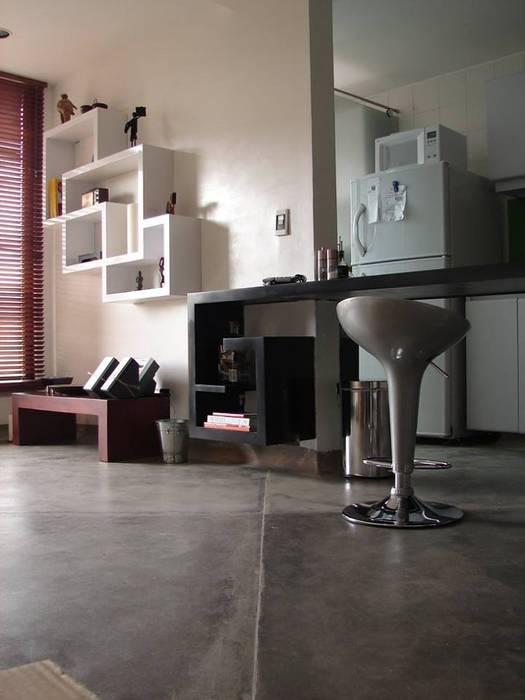 Apartamento Llano Mendoza: Casas de estilo minimalista por Heritage Design Group