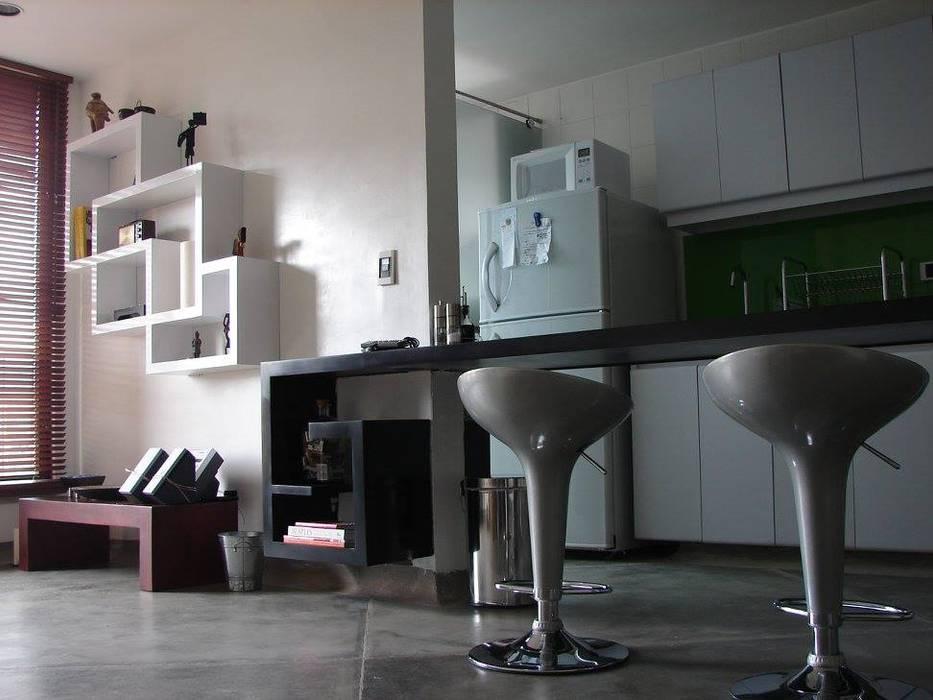 Apto LLano Mendoza: Casas de estilo  por Heritage Design Group