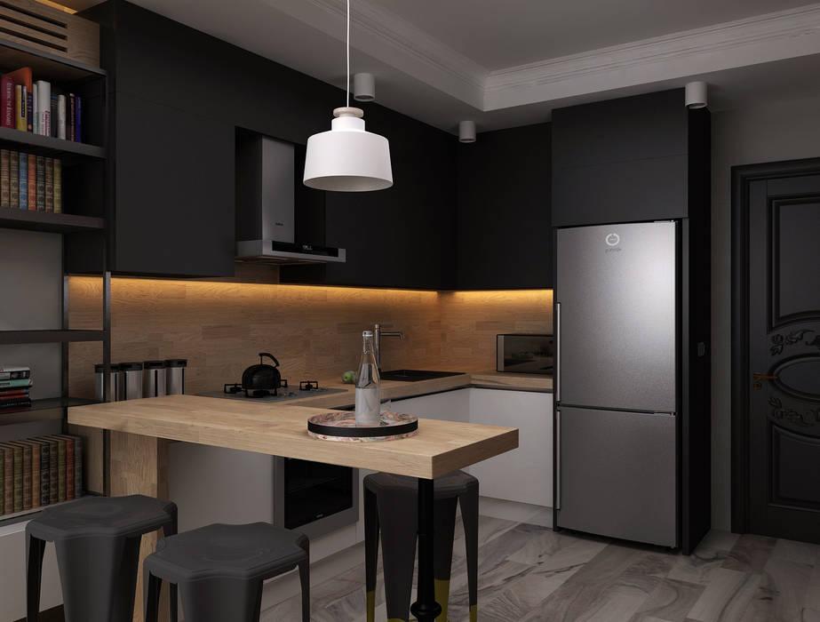 Kitchen by Ceren Torun Yiğit ,