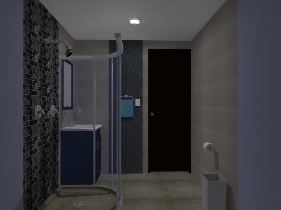 Modern Bathroom by DISEÑOS G2 Modern