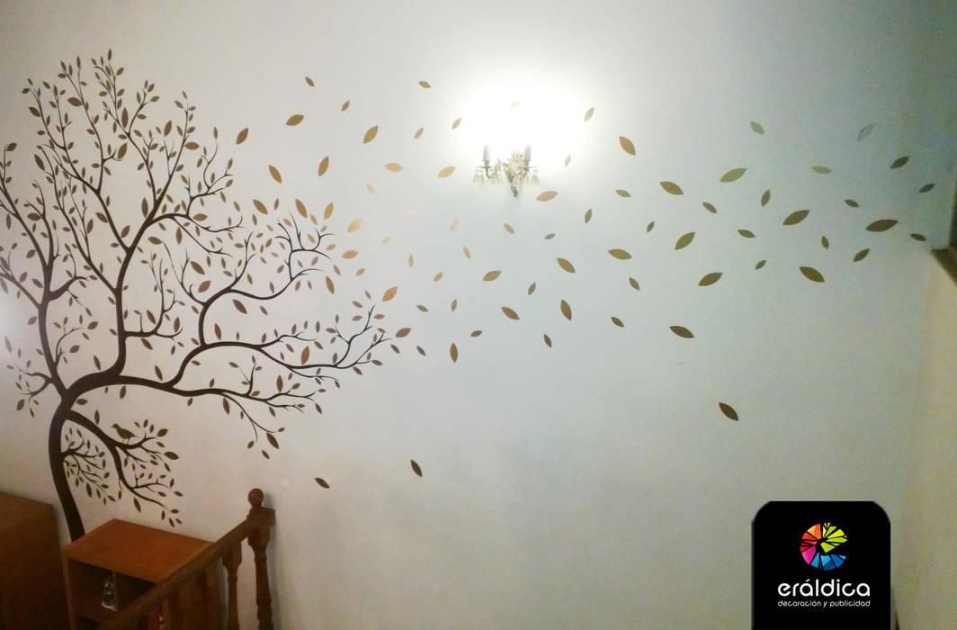 Стены в . Автор – ERÁLDICA, Модерн