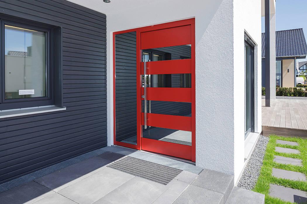 Puertas y ventanas de estilo moderno de Lopez-Fotodesign Moderno