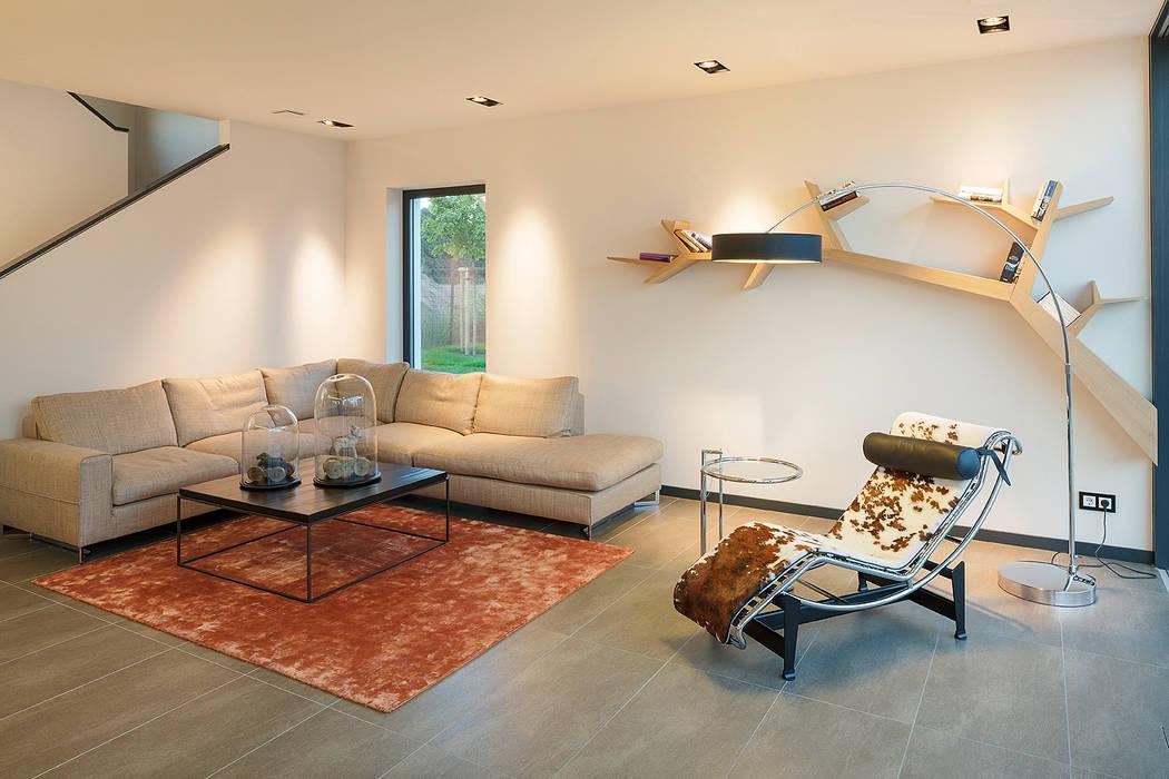 Salones de estilo moderno de Lopez-Fotodesign Moderno
