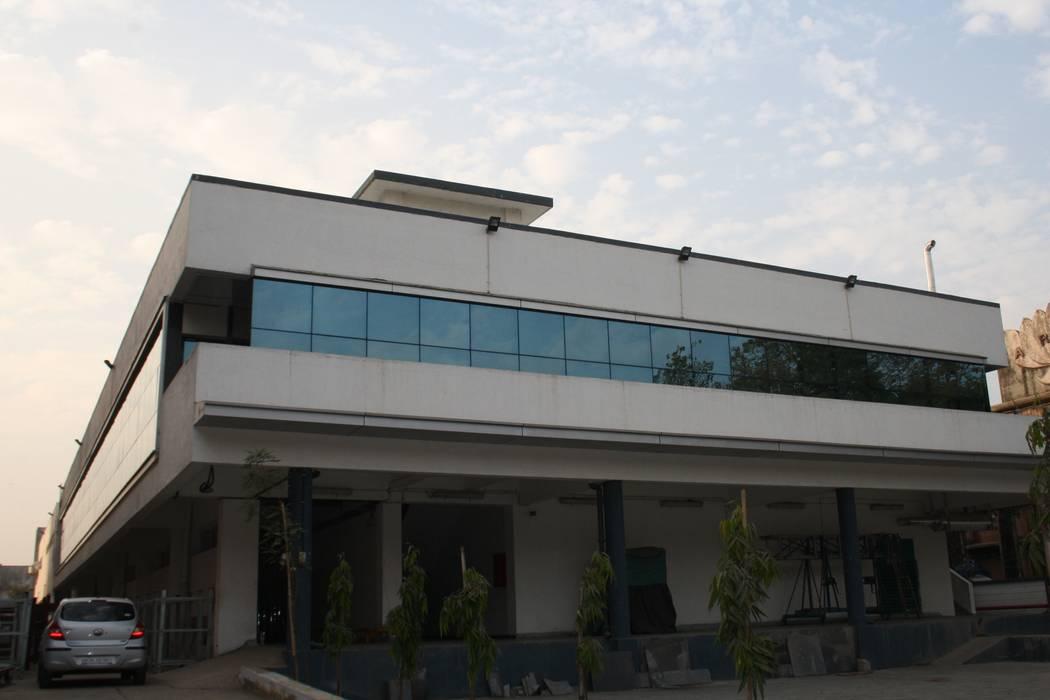 Al Kabeer Office Project Edificios de oficinas de estilo moderno de Touch International (Mumbai & Pune) Moderno