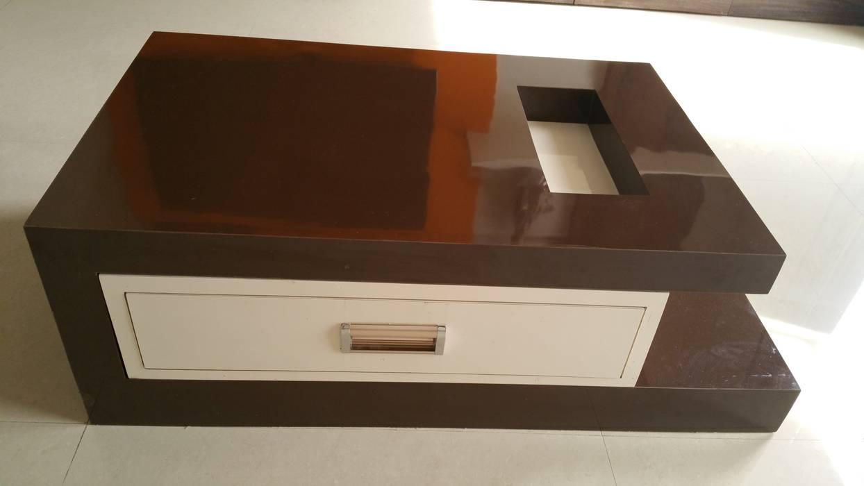 center table by Alaya D'decor Modern Plywood