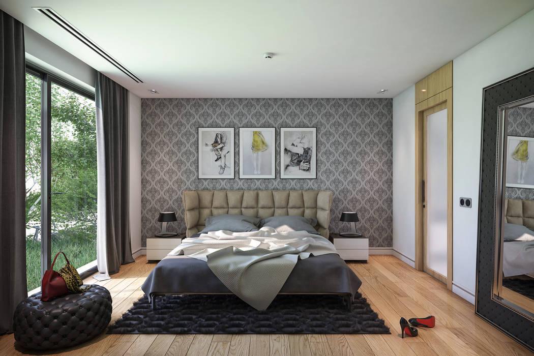 BUUN MOTTO ARCHITECTS – ATLAS TERAS    Mersin   Turkey   :  tarz Yatak Odası