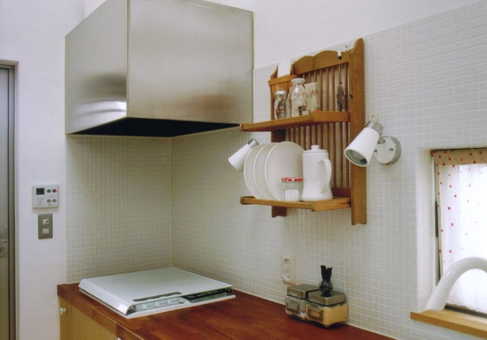 Cocinas de estilo moderno de 株式会社 atelier waon Moderno