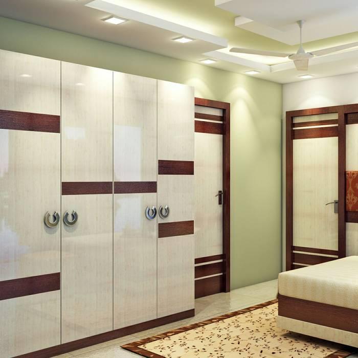de estilo  por Creazione Interiors, Moderno