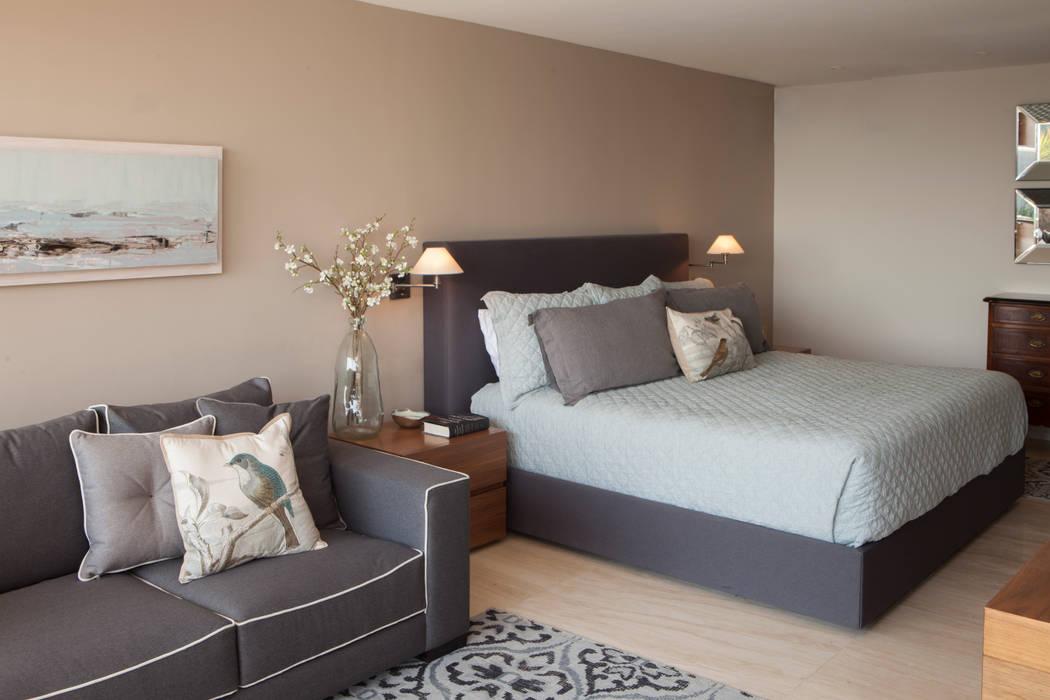 Basch Arquitectos Modern style bedroom