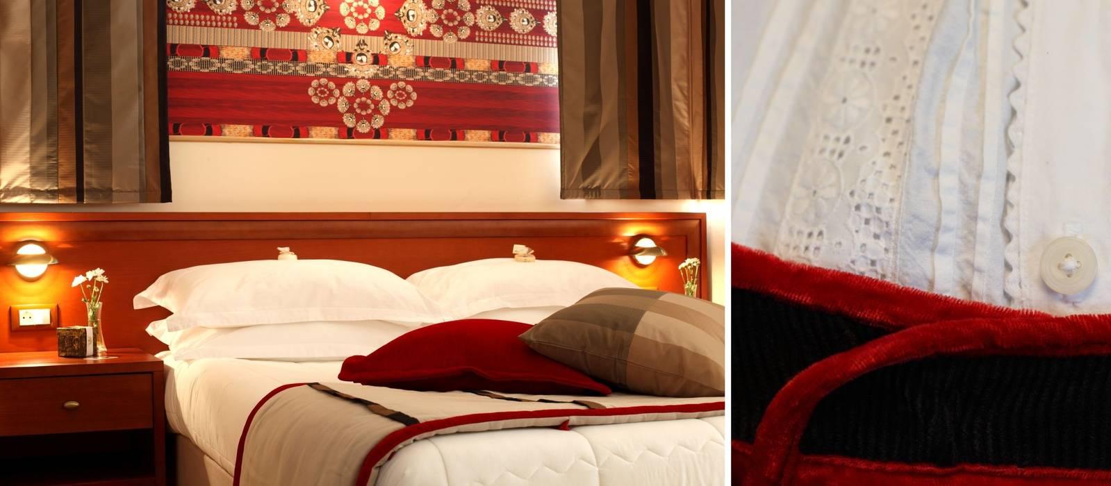 Chambre Supérieure N.2: Hôtels de style  par Sanabel Decor