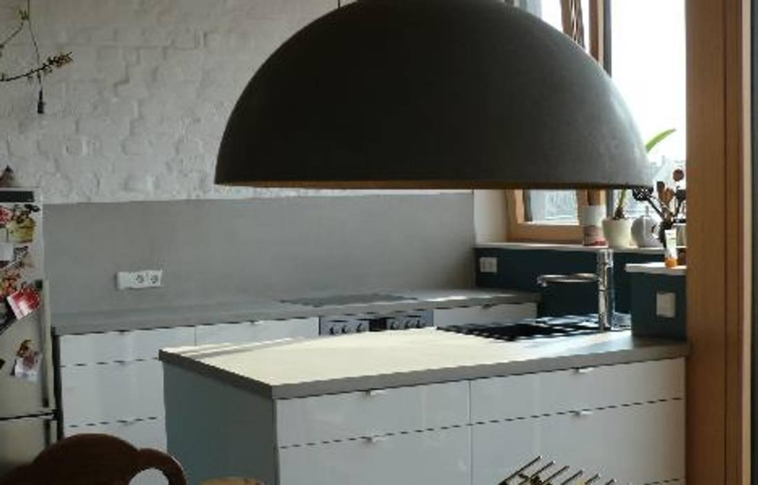 Arbeitsplatte In Einer Kuche In Leipzig Kuche Von Leosteen