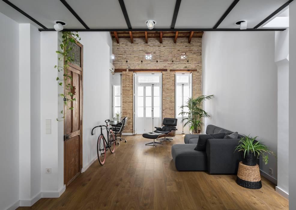 Casas estilo moderno: ideas, arquitectura e imágenes de amBau Gestion y Proyectos Moderno