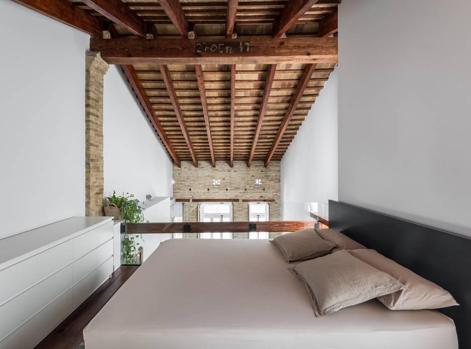amBau Gestion y Proyectos Modern style bedroom