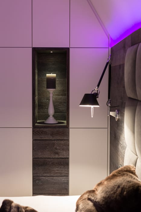Betten schulz.rooms Moderne Schlafzimmer