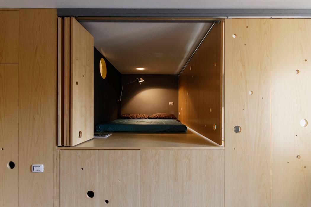Chambre moderne par PLANAIR ® Moderne