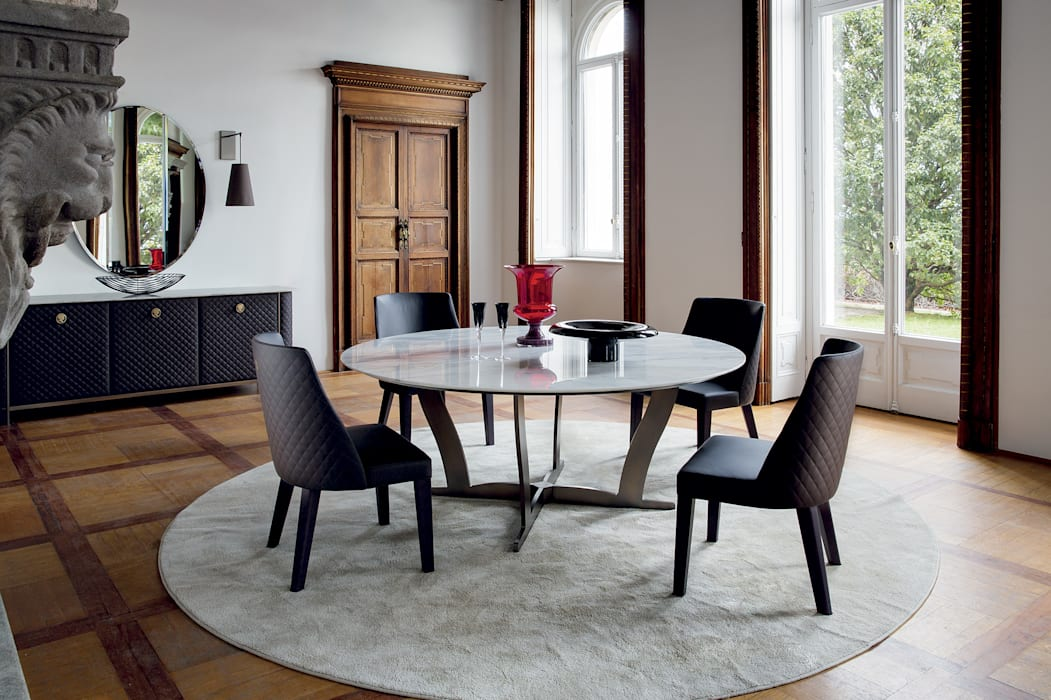 Dining room by Alberta Pacific Furniture