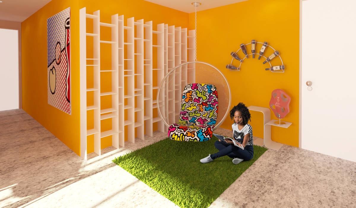 OPFA Diseños y Arquitectura Salon moderne