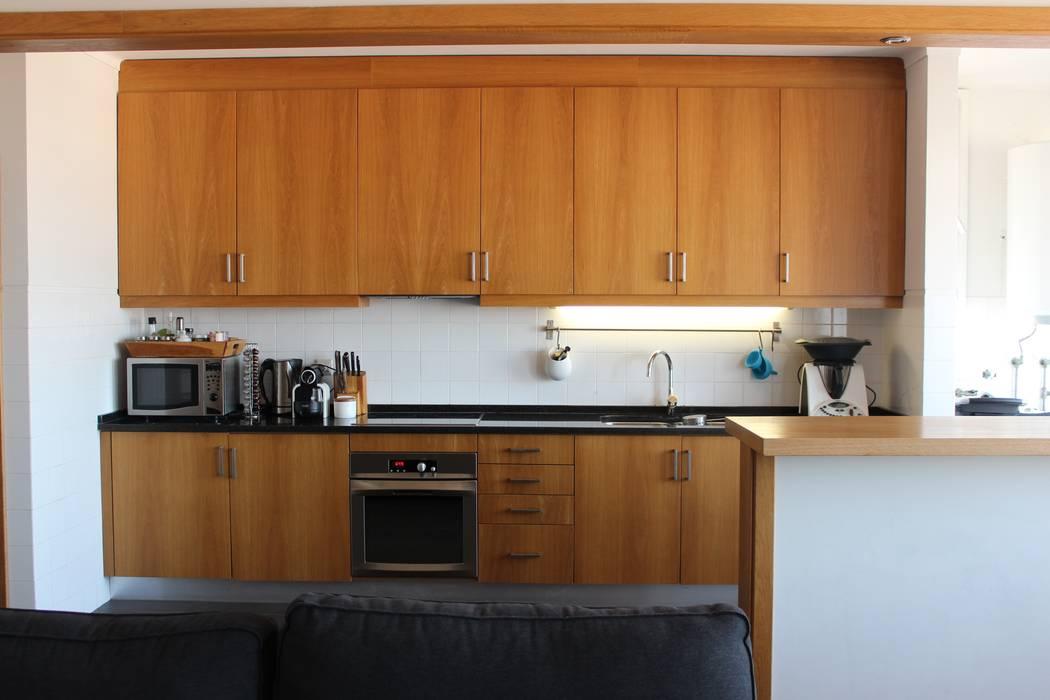Cozinha Cozinhas modernas por Casa do Páteo Moderno