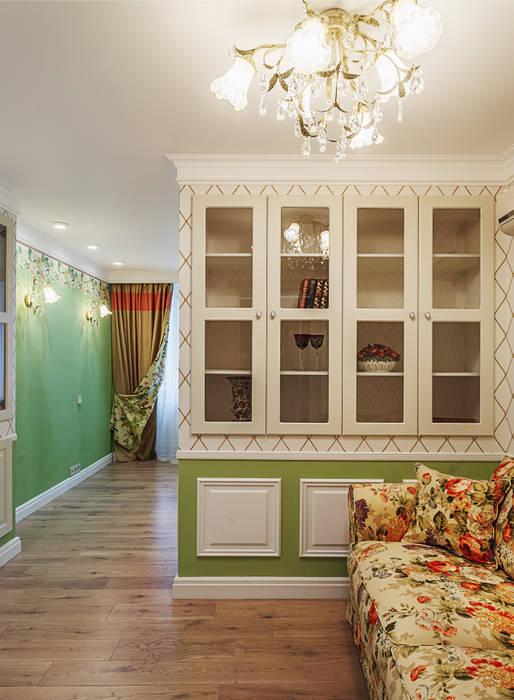 Salas de estilo ecléctico de Marina Sarkisyan Ecléctico