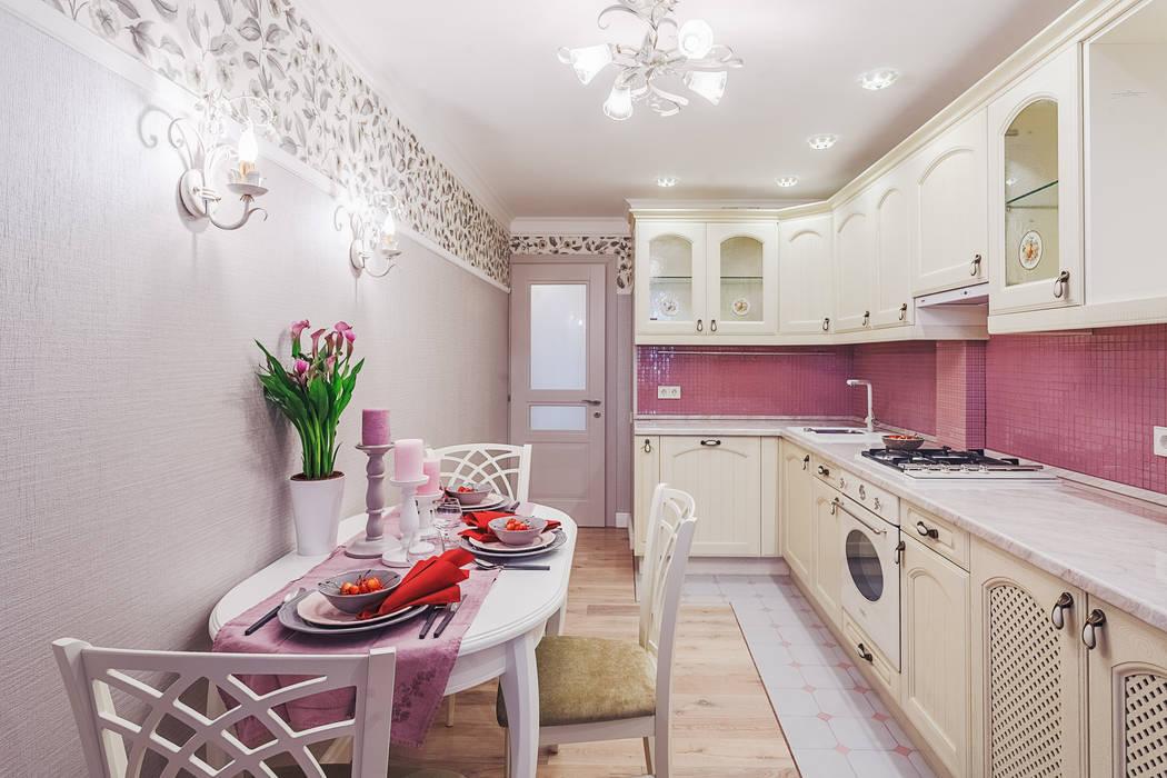 Home,sweet home Кухни в эклектичном стиле от Marina Sarkisyan Эклектичный